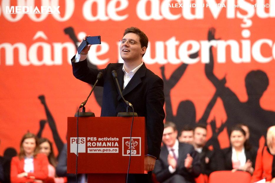 Ministrul delegat pentru Afaceri Europene: PSD nu părăseşte familia social democraţilor europeni, este un zvon pornit de la cei care vor răul partidului
