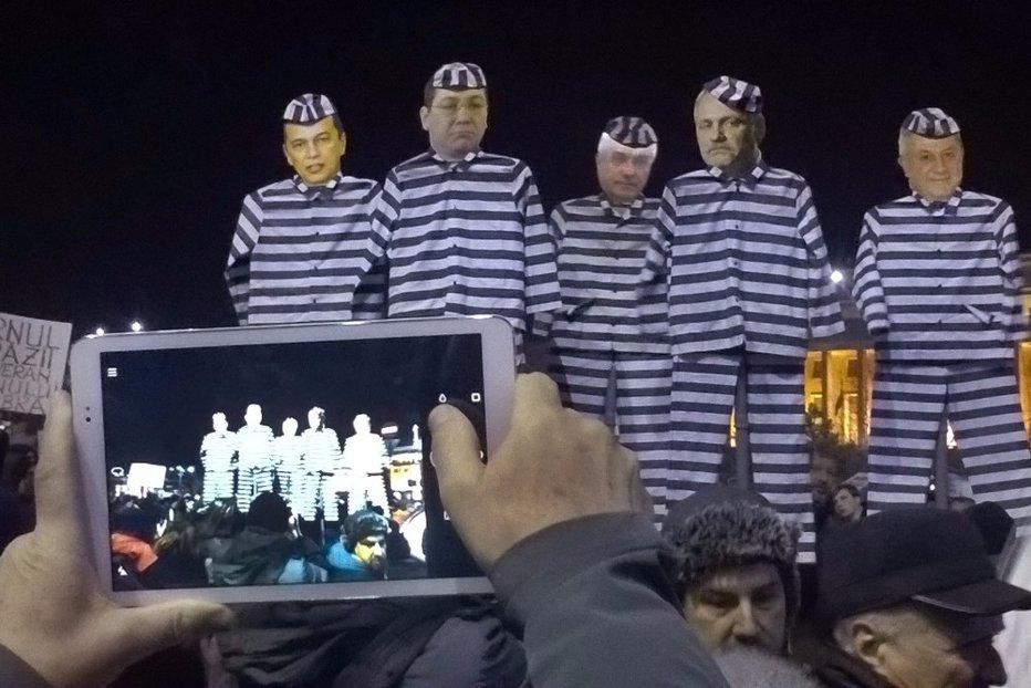 Unde îi trimite Dragnea pe protestatarii din Piaţa Victoriei