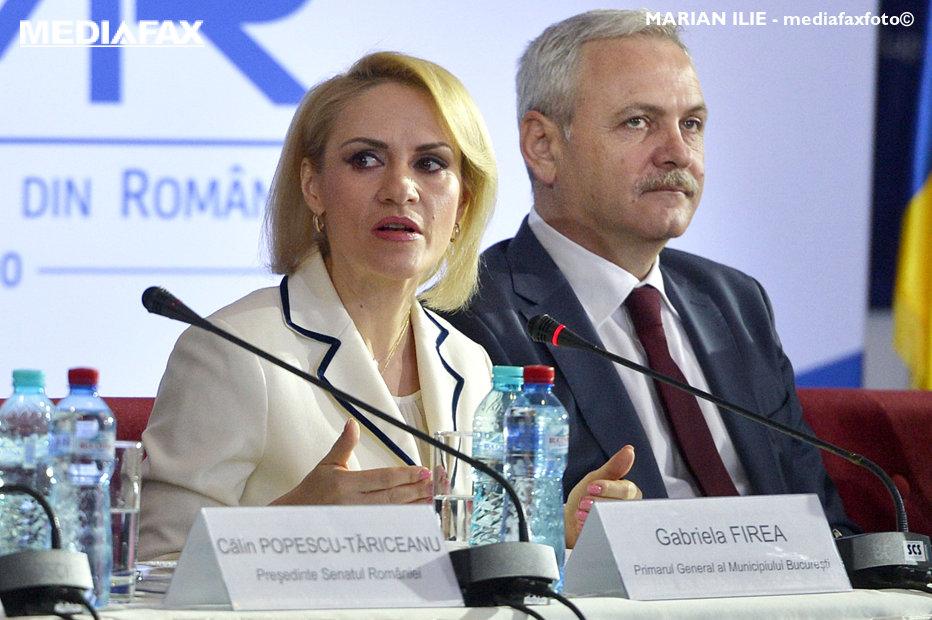 """Planul Gabrielei Firea pentru Congresul PSD. """"Dacă voi fi recomandată, voi accepta"""""""
