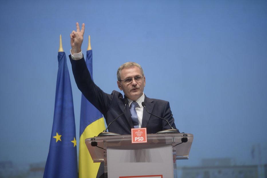 """Un congres pentru Liviu Dragnea. Organizaţiile PSD se întrec în rezoluţii de """"susţinere deplină şi necondiţionată"""" a şefului partidului"""