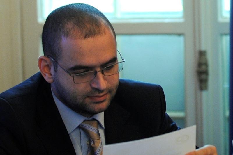 """Horia Georgescu, despre sesizarea trimisă de SRI când Iohannis a intrat în PNL: """"Mi s-a părut ciudat"""""""