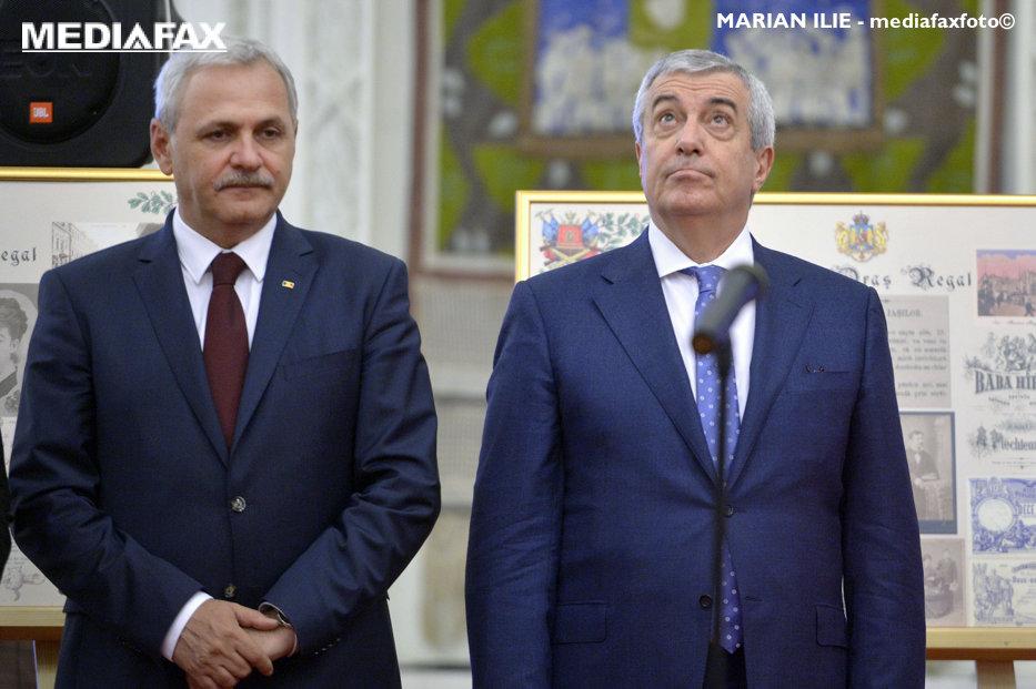 Dragnea şi Tăriceanu s-au răzgândit. Preşedinţii Camerelor cer retragerea proiectului de lege privind statutul Casei Regale. Şeful PSD: Eu nu vreau să plătească pentru Palatul Elisabeta
