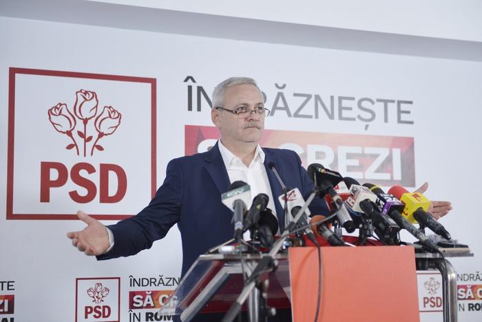 Ce spune Dragnea despre ipoteza ca el să fie candidatul PSD la prezidenţiale