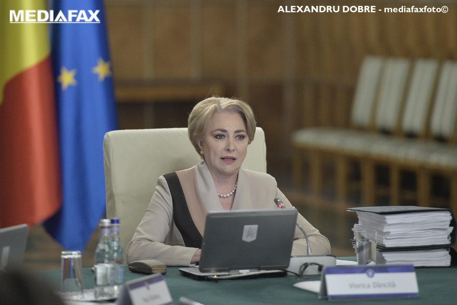 Gafa premierului Viorica Dăncilă în criza momentului din România. Greşeala făcută de şase ori într-o singură şedinţă de Guvern
