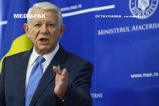 Eurodeputatul care îl vrea pe Meleşcanu afară de la conducerea MAE: Nu are capacitatea de a descifra mesajul de la Bruxelles