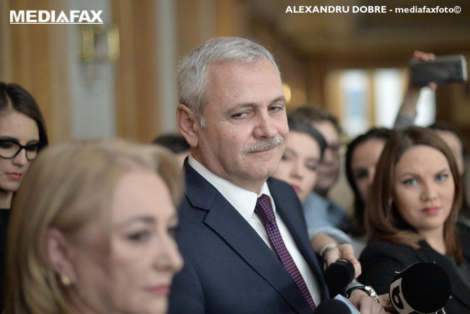 """Mesajul clar al lui Liviu Dragnea pentru Viorica Dăncilă, înaintea Congresului PSD: """"M-a informat că a luat această decizie"""