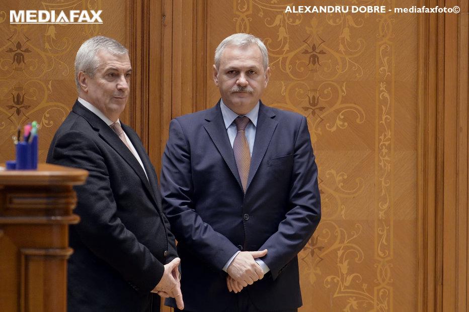 Cum vede Dragnea varianta unui duel cu Tăriceanu pentru desemnarea candidatului coaliţiei PSD-ALDE la prezidenţiale. Răspunsul liderului ALDE