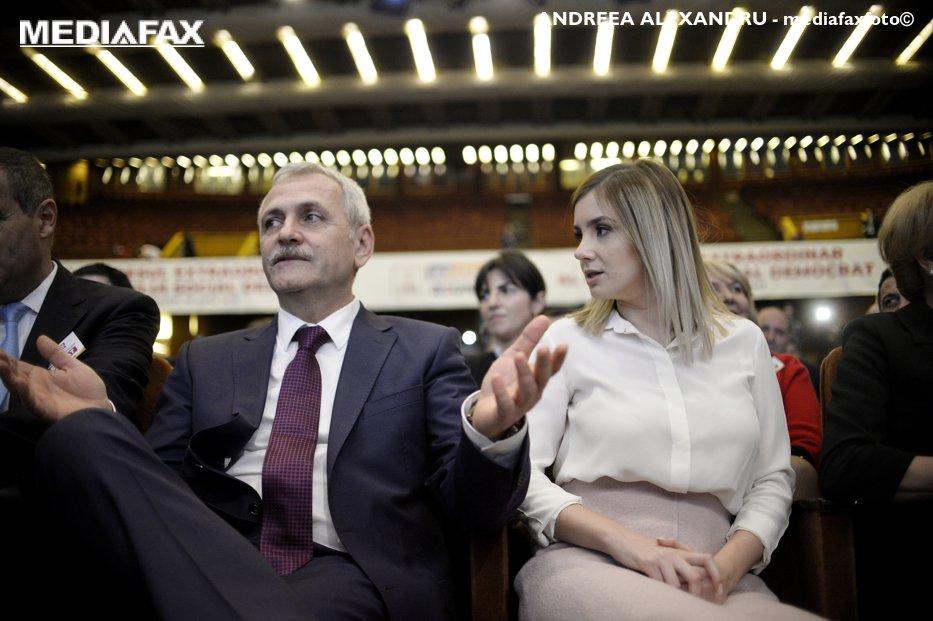 Dragnea, dezvăluiri despre inelul cu diamant cu care a fost văzută iubita sa la Congresul PSD: Nu era de logodnă, ci ...