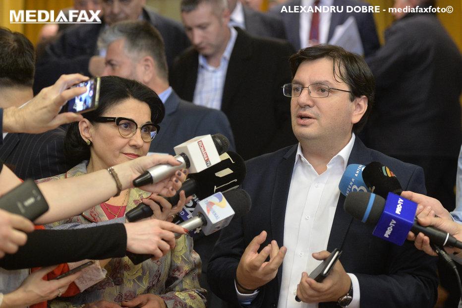 Nedumerirea lui Dragnea legată de scandalul din ziua Congresului PSD. Mesajul pe care-l transmite lui Bănicioiu şi Andronescu
