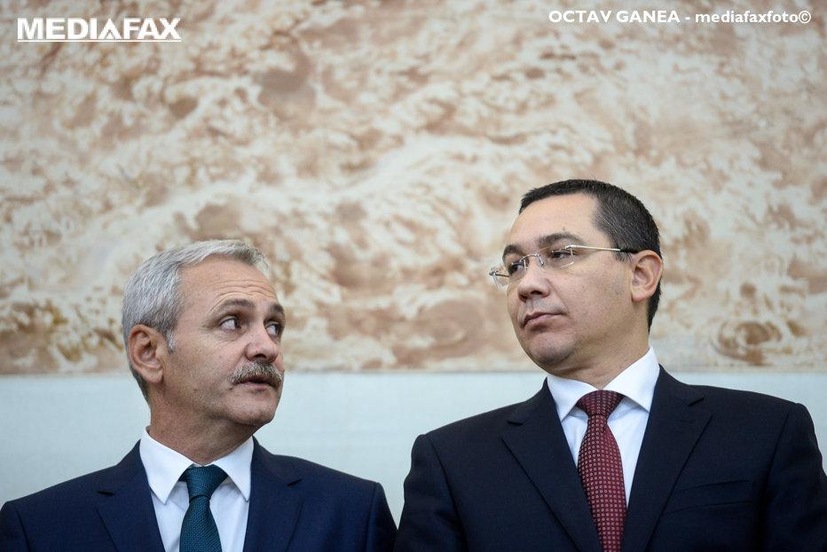 """Ponta îl contrazice pe şeful PSD: """"Dragnea l-a sunat pe Maior    şi i-a promis că, dacă îl sprijină, va face tot ce vrea SRI"""""""