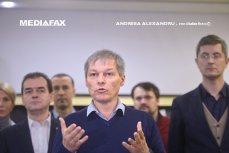 Abia intrat, oficial, pe scena politică, Cioloş anunţă cu cine merge la prezidenţiale: Este important să fie candidatul cu cele mai mari şanse în faţa PSD