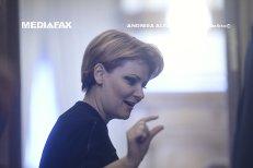 """""""Recomandarea"""" pe care i-o face Olguţa Vasilescu lui Iohannis, după întâlnirea de la Cotroceni. Dăncilă: Preşedintele să arate stenogramele"""