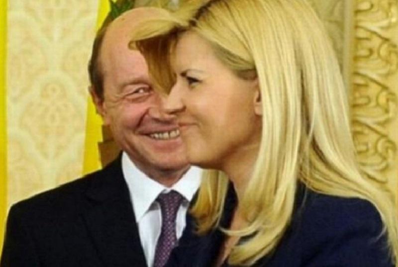 Băsescu îi ia apărarea Elenei Udrea, după fuga în Costa Rica: Un om hăituit are dreptul să se protejeze prin toate mijloacele