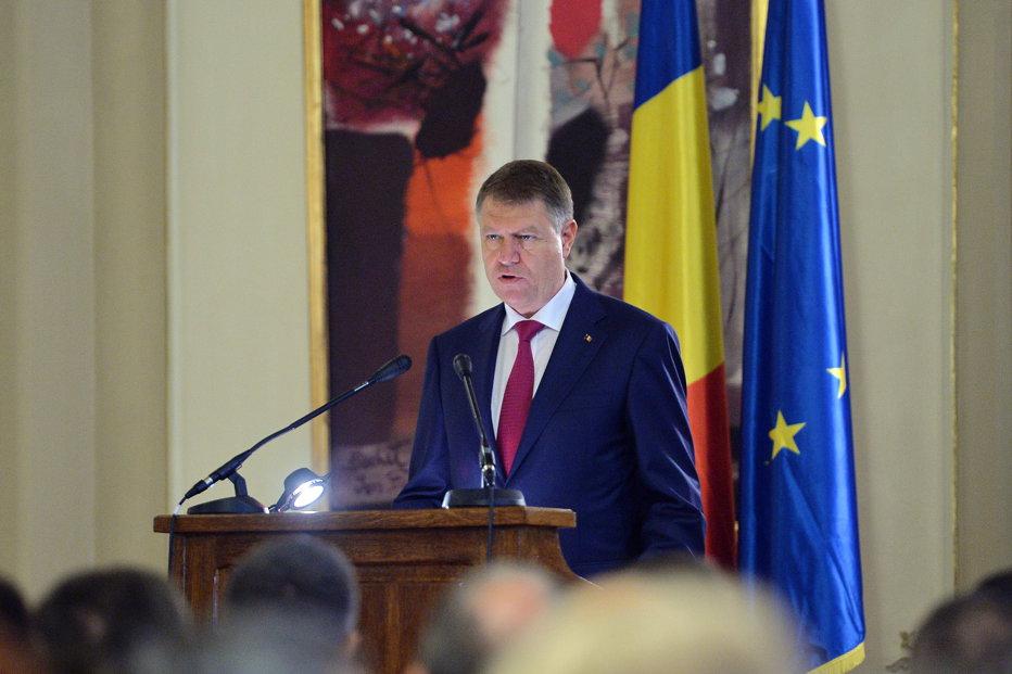 Iohannis afirmă solidaritatea României cu alianţa SUA-Marea Britanie-Franţa: Folosirea armelor chimice este dincolo de orice justificare