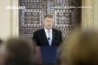 Iohannis intervine în scandalul Codurilor penale: Unele modificări sunt necesare, dar e inadmisibil ca altele să fie făcute cu destinaţie pentru unele persoane