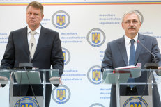 Dragnea face primul anunţ despre candidatura lui Klaus Iohannis