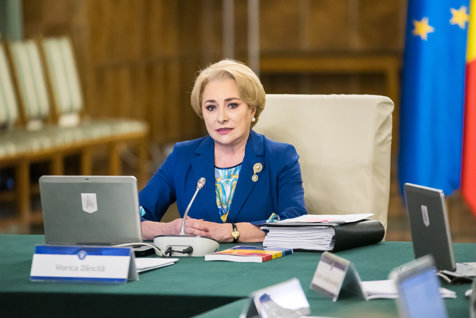 """Mesajul premierului Dăncilă,  la moartea """"unui mare patriot"""" român"""