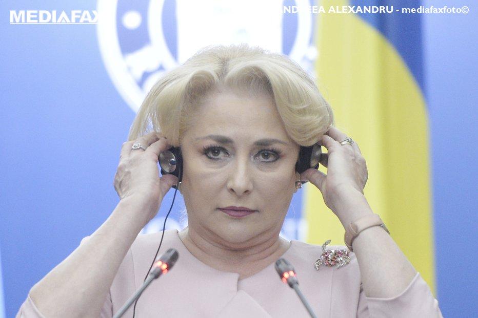 """Dăncilă îi pune condiţii lui Iohannis pentru întâlnirea cu Meleşcanu. """"Dacă vrea să meargă un ministru la Cotroceni, trebuie să vorbească cu premierul"""""""