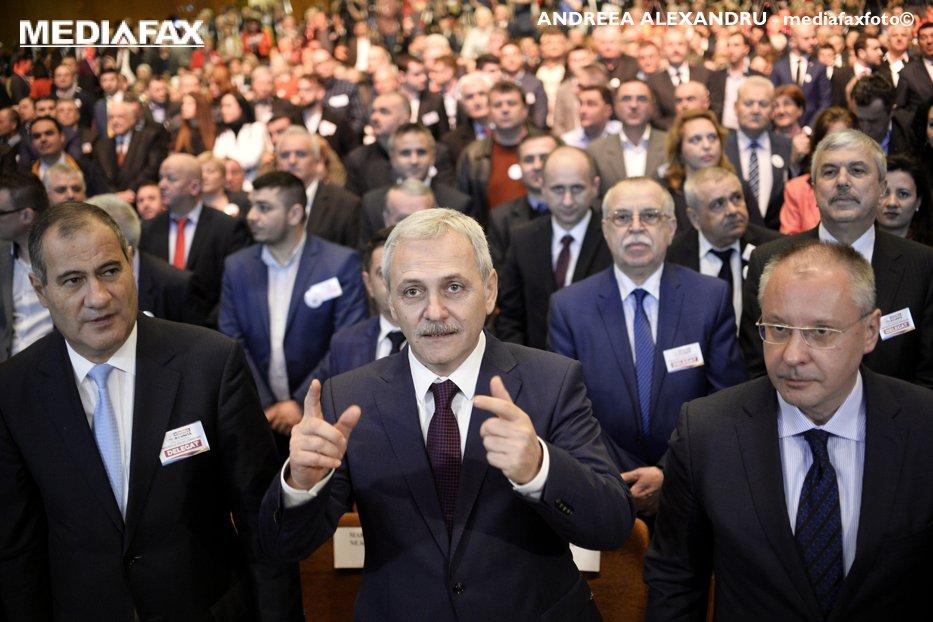 Dragnea, avertisment pentru Iohannis: Nu suntem un partid format din oameni blegi sau fricoşi