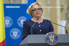 Dăncilă îi răspunde lui Iohannis. Premierul, despre banii de pensii şi salarii