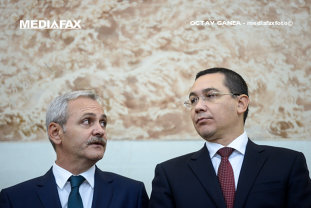 """Nu vor reuşi să ia oameni din PSD. Dragnea a criticat """"atitudinea de şobolan a doi foşti premieri ai partidului"""""""