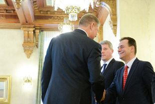 Un important lider liberal îl atacă pe Orban: Plângerea penală împotriva premierului nu trebuia făcută