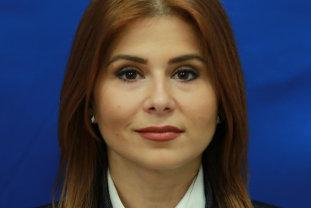 Ioana Bran, ministrul Sportului îşi susţine partidul pe Facebook.