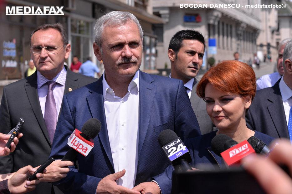 Olguţa Vasilescu: Sunt convinsă că Liviu Dragnea va fi achitat. Procesul este penibil