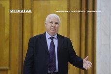 Petre Lăzăroiu, judecător CCR, acuză presiunile unui consilier prezidenţial