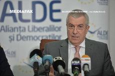 Încă un parlamentar PNL, lider important al partidului, trece la ALDE. Tăriceanu: PNL a devenit partidul sistemului
