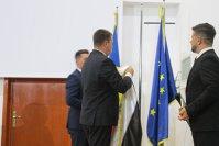 Imaginea articolului Dăncilă I-A UITAT NUMELE. Protocolul de stat i-a arborat drapelul naţional INVERS. Reacţia ELEGANTĂ a premierului Estoniei la GAFELE DE PROTOCOL de la Constanţa