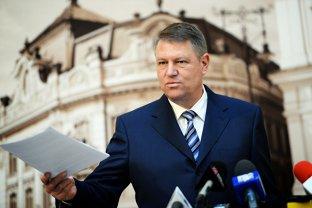 Klaus Iohannis va candida pentru un nou mandat de preşedinte