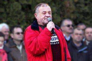 """Dumitru Buzatu, liderul PSD Vaslui, spune că decizia lui Klaus Iohannis de a candida din nou prevesteşte """"o nenorocire"""""""