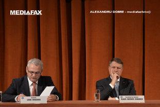 Iohannis: Dragnea trebuie să dispară din viaţa publică românescă după a doua condamnare