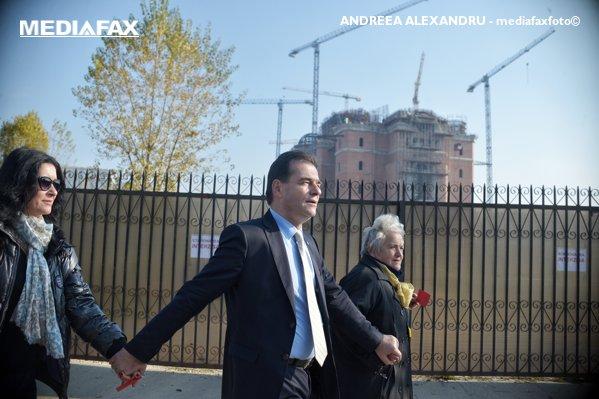 Ludovic Orban miting PNL