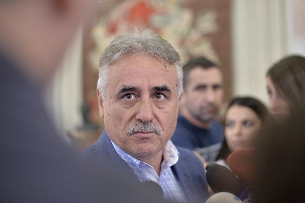 Viorel Ștefan vicepremier