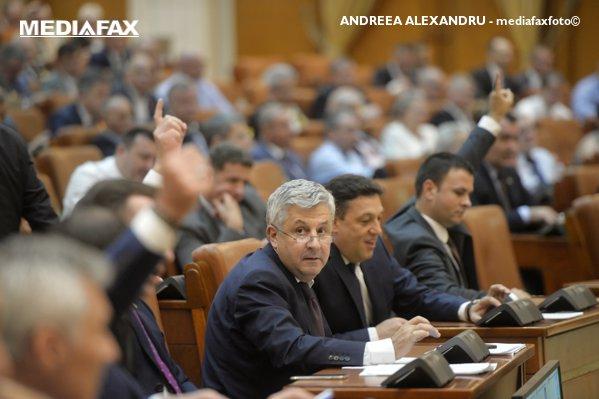 grupul PSD din parlament