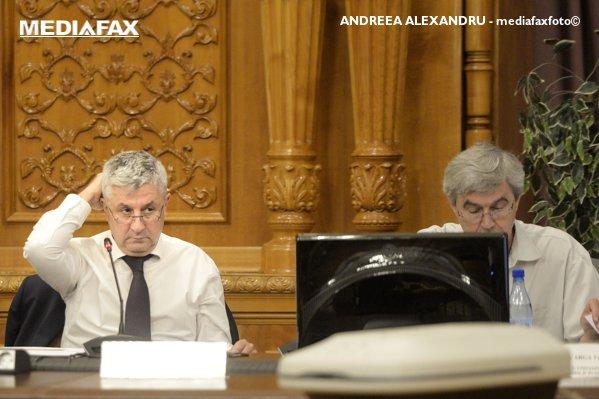Florin Iordache, preşedinte Comisia pentru legile justiţiei