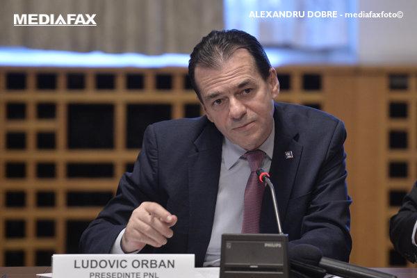 Ludovic Orban, preşedinte PNL