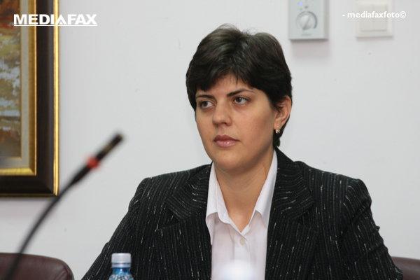 Laura Codruța Kovesi în 2006