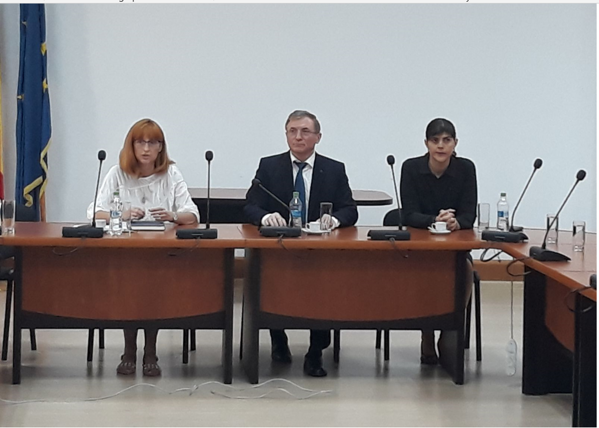 Laura Codruta Kovesi preda mandatul de procuror sef DNA Anca Jurma