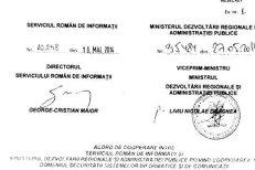 Liviu Dragnea NU A SEMNAT protocolul cu SRI. Pe document apare semnătura unui secretar de stat