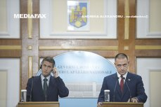 România NU este SINGURĂ în faţa provocărilor Rusiei. Mesaj ÎNCURAJATOR al ministrului britanic al Apărării
