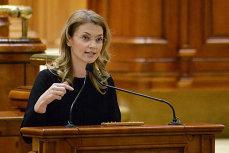 Alina Gorghiu: Aducerea în Piaţă a HULIGANILOR pe 10 august a fost opera PREMEDITATĂ a lui Liviu Dragnea