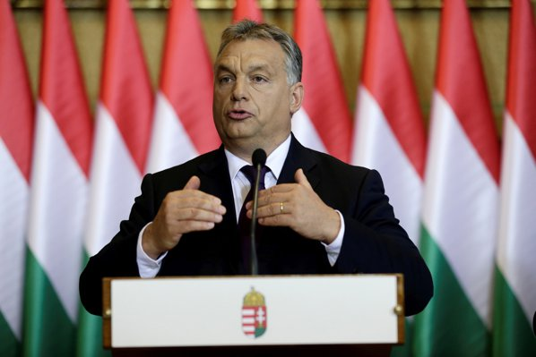 Viktor Orban, Fidesz, Ungaria