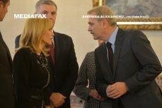 POPORUL PSD, chemat să medieze conflictul Gabriela FIREA - Liviu DRAGNEA