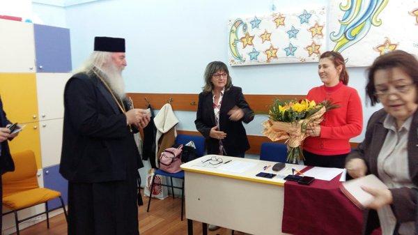 Mitropolitul Banatului Ioan Selejean votează la Referendumul pentru familie