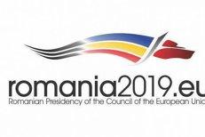 LUPUL DACIC din logo-ul României la Consiliul UE, subiect de POLEMICI în Parlament: Să CÂRCOTIM până mâine că de ce e albastru şi nu verde!? Hai să fim serioşi!