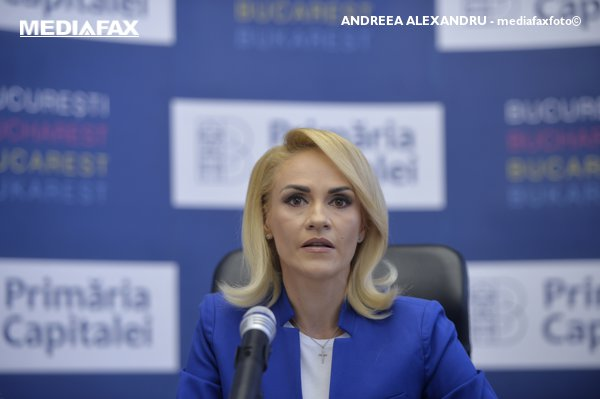 Primarul general Gabriela Firea acuză ÎNŢELEGERI OCULTE între Liviu Dragnea şi...