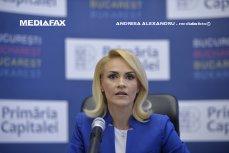 Primarul general Gabriela Firea acuză ÎNŢELEGERI OCULTE între Liviu Dragnea şi Traian Băsescu. Voucherul de 500 de lei pentru navetiştii din Ilfov  A PICAT la vot